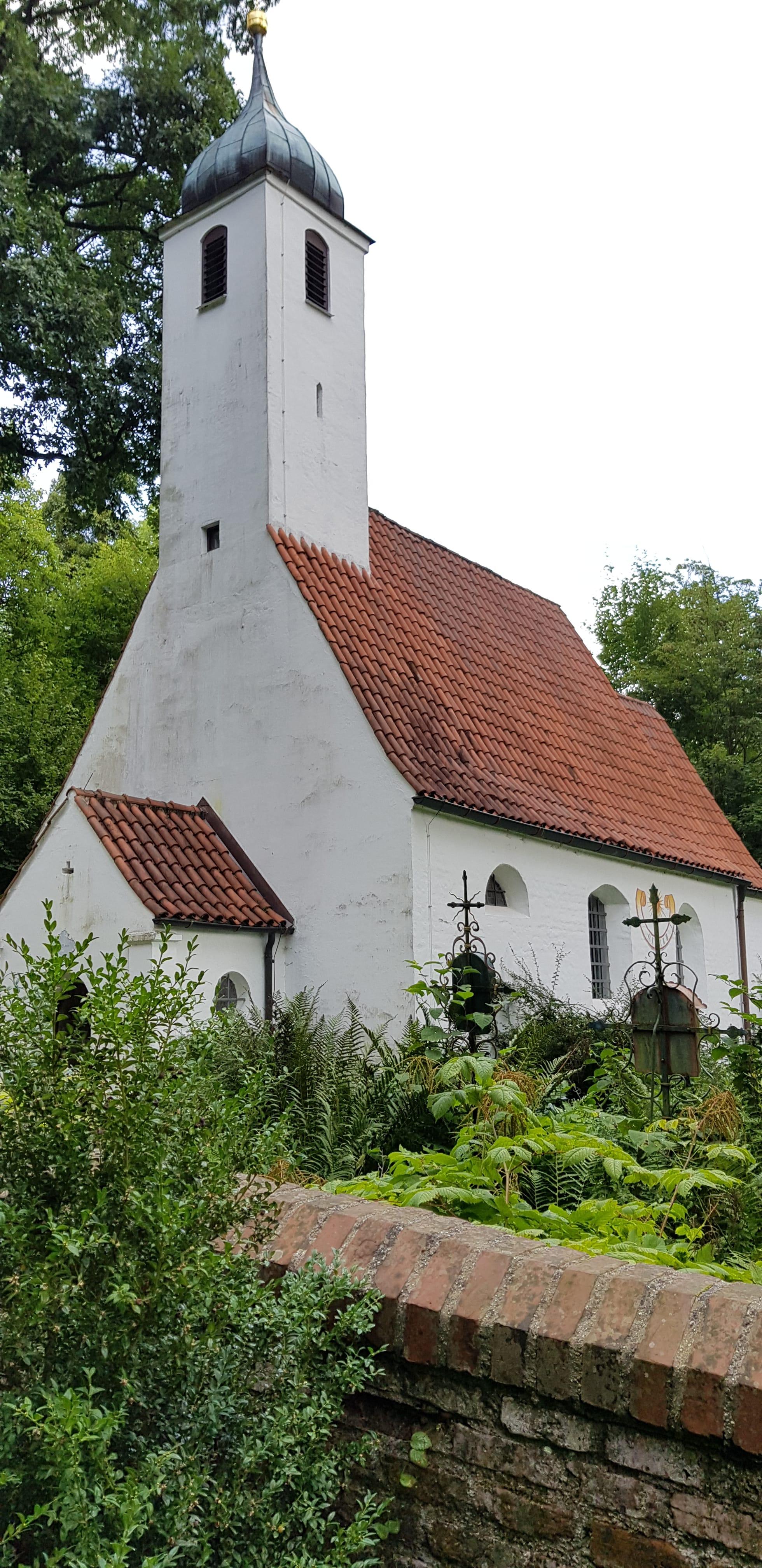 Kapelle im Weltwald