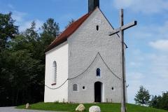 Kapelle über Bad Tölz