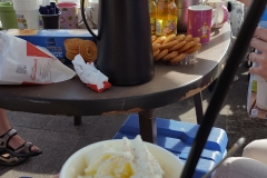 (Eis-)Schokolade zum Frühstück!
