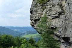 Fels und Weitblick