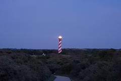 Leuchtturm in Nieuw-Haamstede