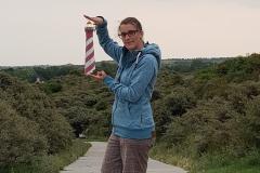 Der Leuchtturm und ich